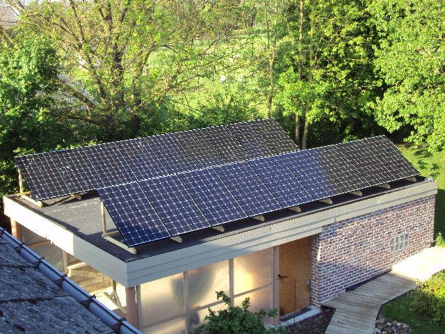 Installateur panneaux photovoltaiques